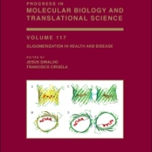 Oligomerization in Health and Disease Buch Cover